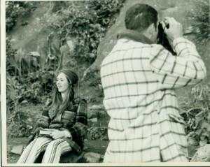 Rice family at Chejudo Island