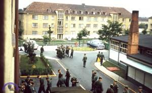 USArmyinAschaffenburg,Germanyin1960's