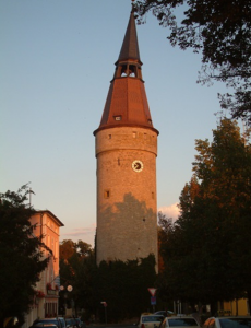 Leaning Tower of Kitzingen