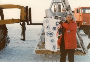 Mission Success and safely back to McMurdo Sound