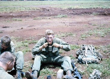 Finally a Combat Engineer Platoon – 1970 Part 2 of 3