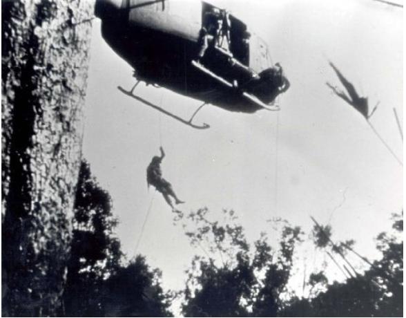 Vietnam Hue - Combat