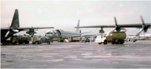 Bien Hua Airfield