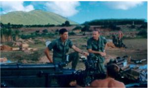 Field Artillery Vietnam War