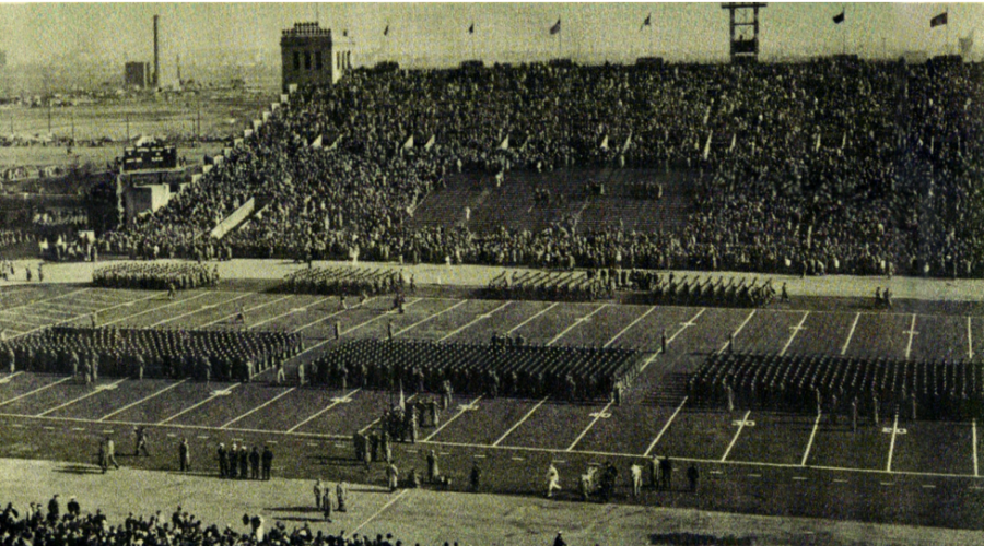 Army-Navy from Georgia 1969