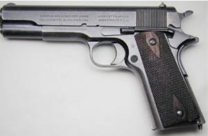Fort Benning Pistol