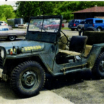 Army Jeep Georgia The Days
