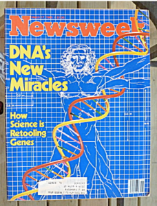 DNA's NEW MIRACLES