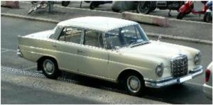 1975 Mercedes Germany