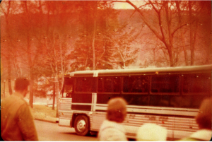 Iran Hostage Bus