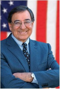 Leon Panetta caring for army