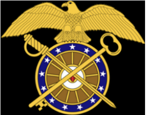 Army Quartermaster Corp Logo