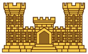 Corps of Engineers Signia