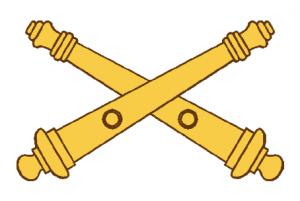 Field Artillery Logo