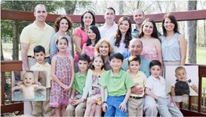 Jim McDonough Family