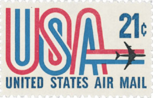 USA Stamp from 1971