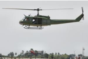 Parachuting Vietnam