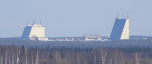 Russia Radar Site