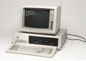 What do old computers look like