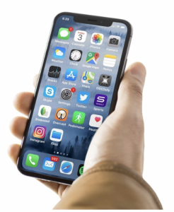 Military iPhone